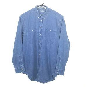 Cotton Brothers Denim Long Sleeve Shirt